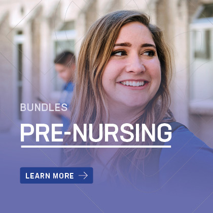 Pre-Nursing bundles offered at Luther College University | Awaken to a World of Opportunity