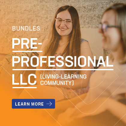 Link to Pre-Professional LLC at Luther College University | Awaken to a World of Opportunity