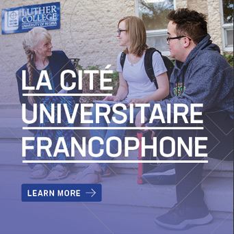 Link to La Cite Universitaire Francophone at Luther College University | Awaken to a World of Opportunity