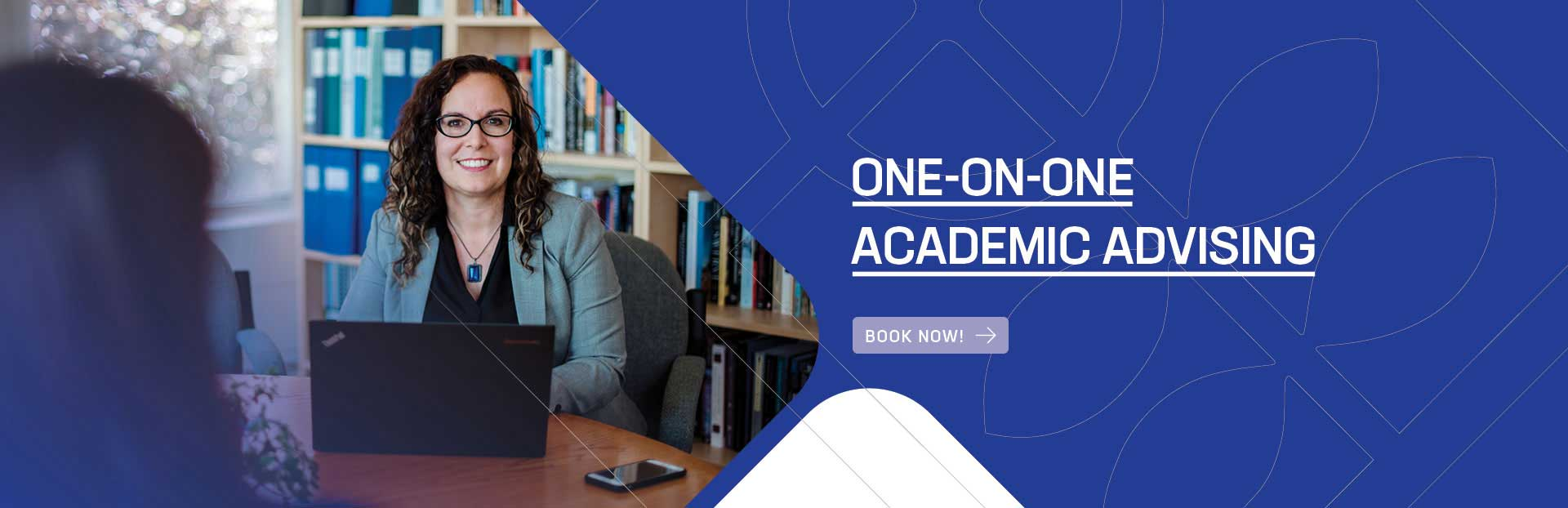 One-on-one academic advising at Luther College University