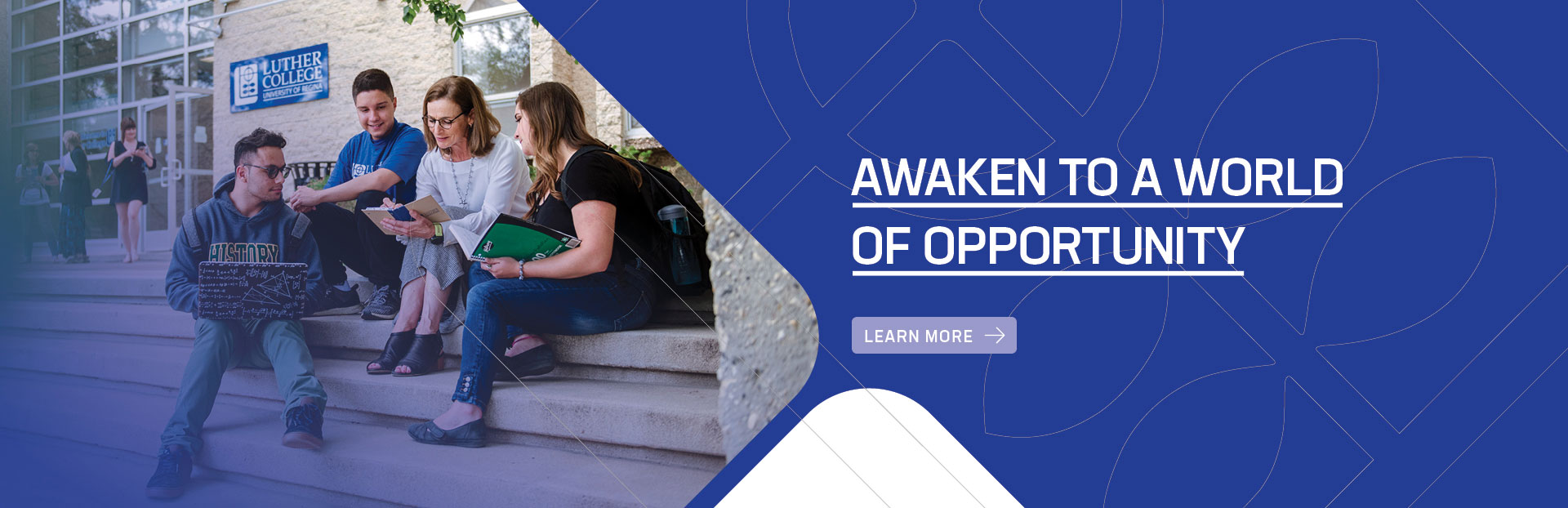 Awaken to a world of opportunities with Luther College University of Regina